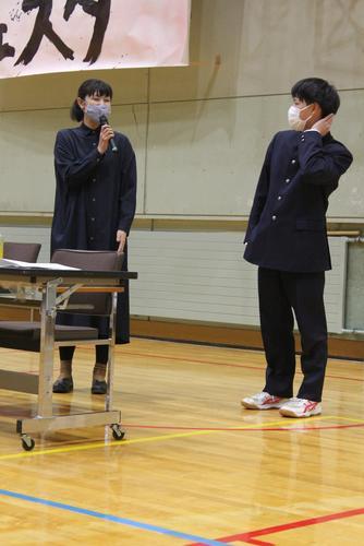 ④卒業生と在校生のトークショー.JPG